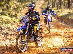 2017 WR250R Rally