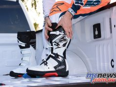 AXO MX One boots