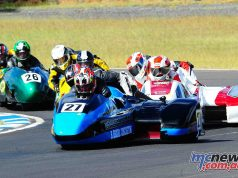 Australian Sidecar Championship - Round 2, Winton - Howard Ford/Lee Menzies