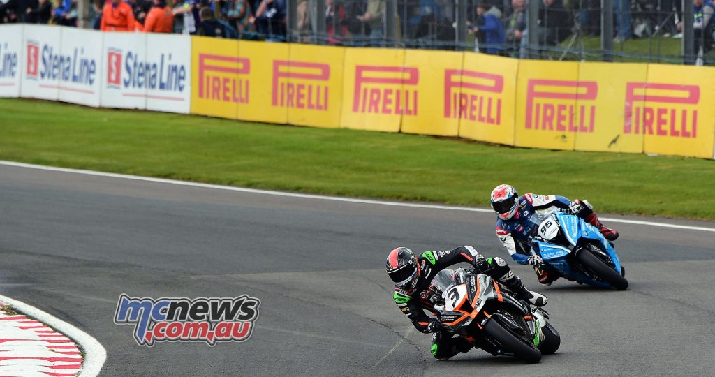 illy McConnell completed the top ten, the South Australian taking his first points for the season after failing to score at the previous Donington and Brands Hatch rounds.