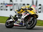 Josh Brookes in action at Oulton Park earlier this year