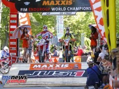EnduroGP of Italy Start