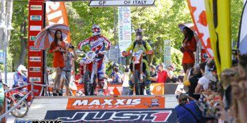 EnduroGP of Italy Start