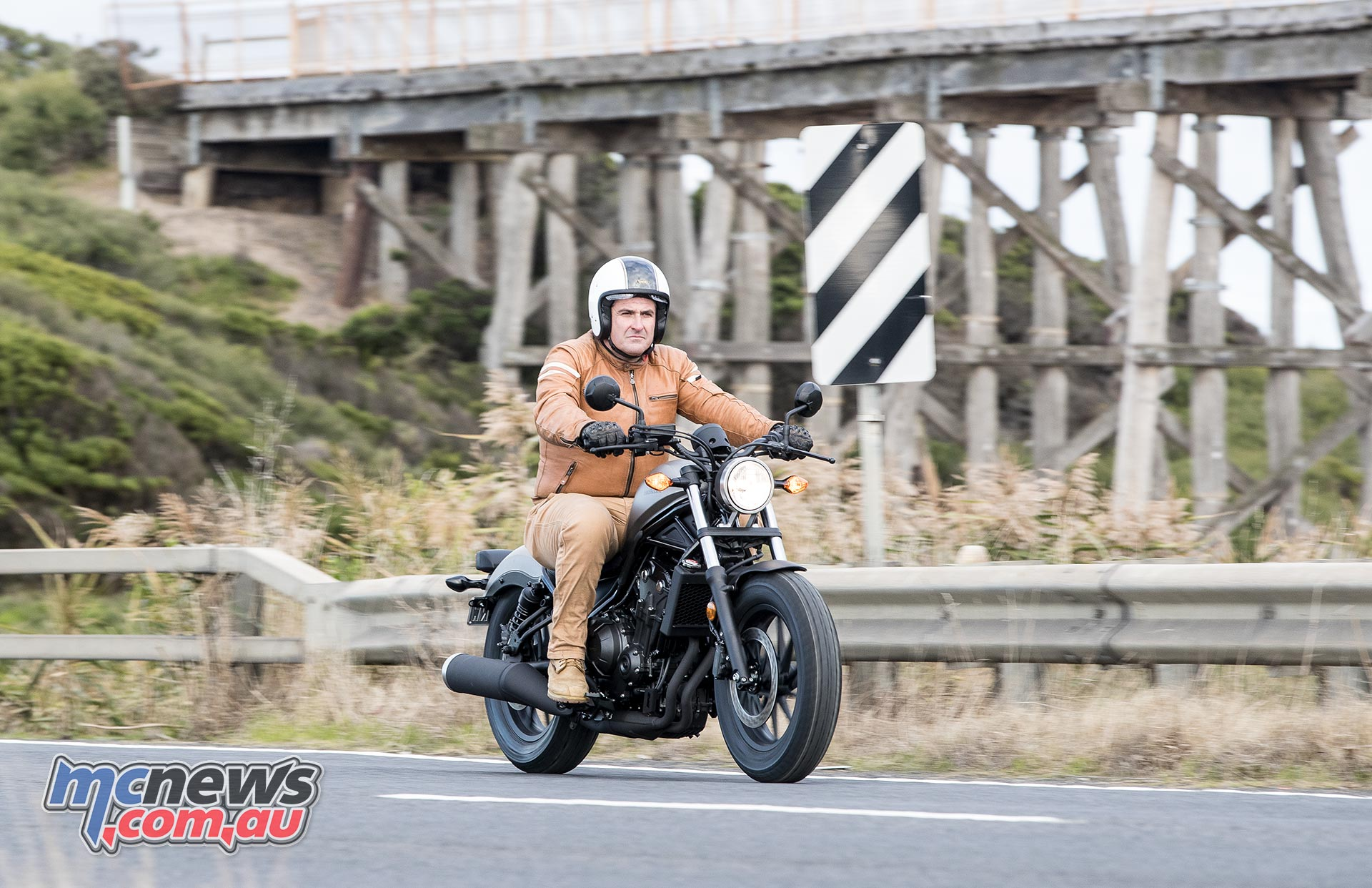Honda CMX500 Quick Fang | Ten things about    | MCNews com au