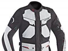 Ixon CrossTour Jacket in Black/Grey