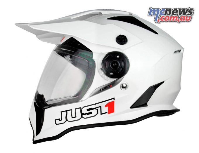 Just1 J14 Adventure Helmet