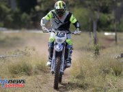 'King' Kirk Hutton at AORC Gympie