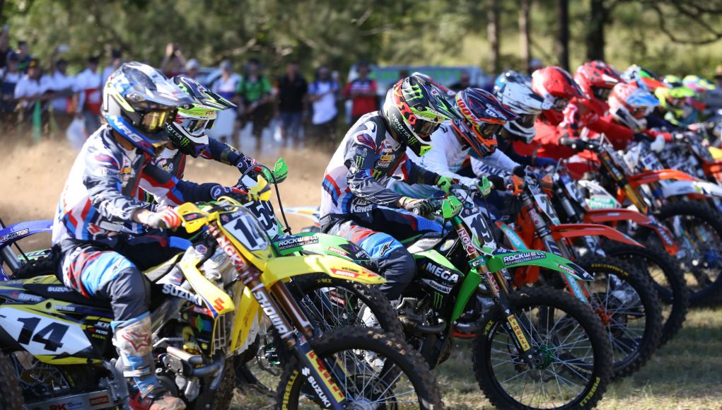 MX1 at MX Nationals Round 3 - Conandale