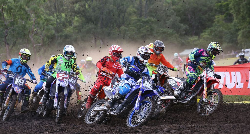 MX2 field at Conandale