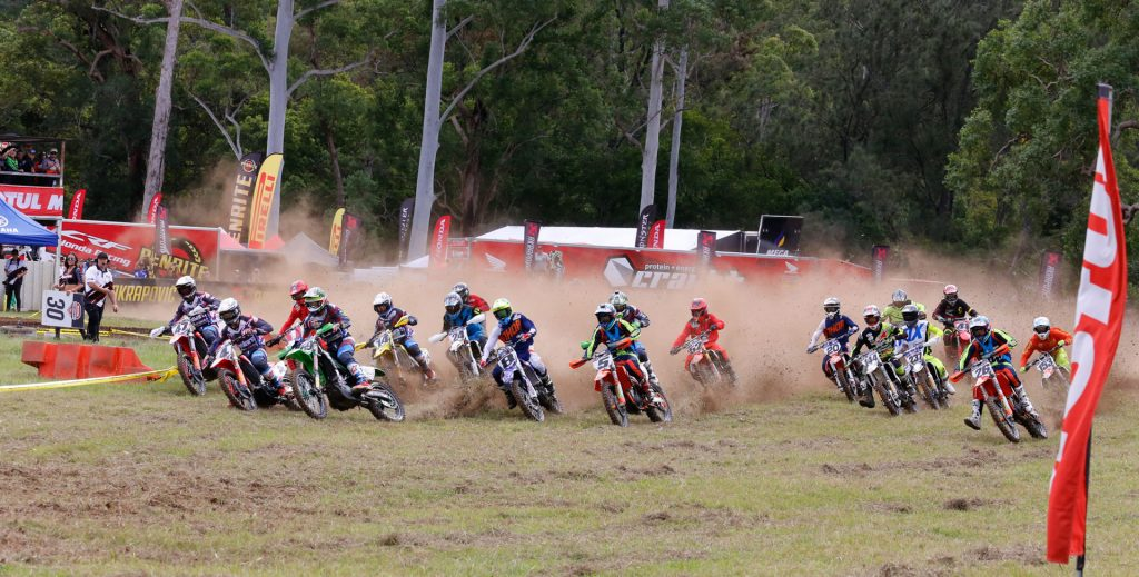 MX Nationals Round 3 at Conandale