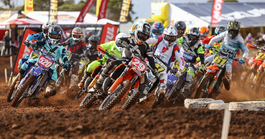 125cc Junior Start - Murray Bridge