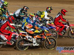 Jeffrey Herlings in the MXGP pack