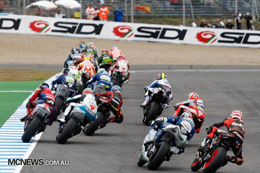 Jerez MotoGP 2012