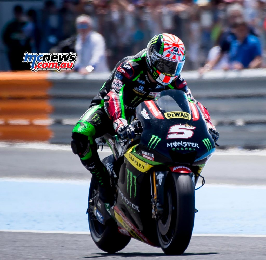 Zarco took home Independent Team honours at Jerez
