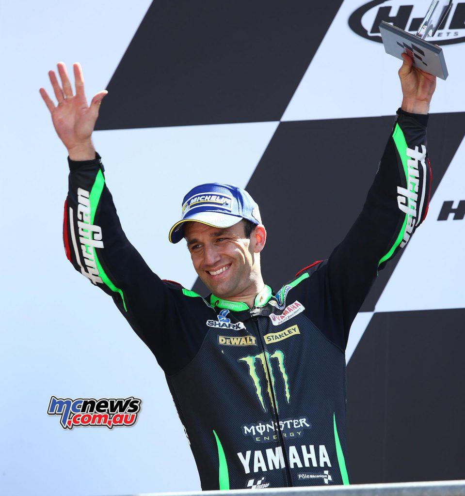 Johann Zarco took a strong podium at his home #FrenchGP