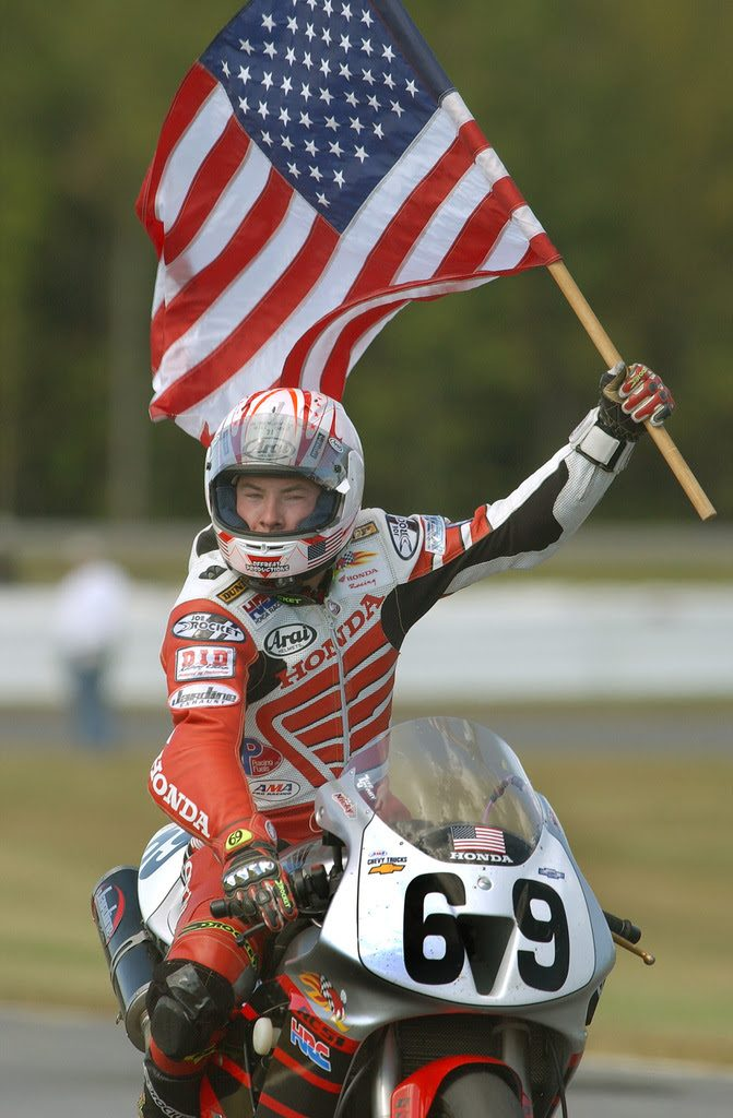 2006 MotoGP World Champion Nicky Hayden passed away on May 22 from injuries sustained in a cycling accident in Italy.| Photo: Brian J. Nelson