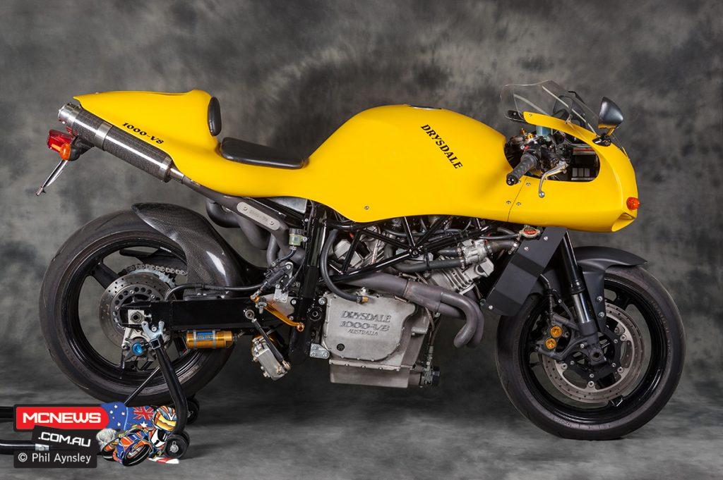 Drysdale V8 1000