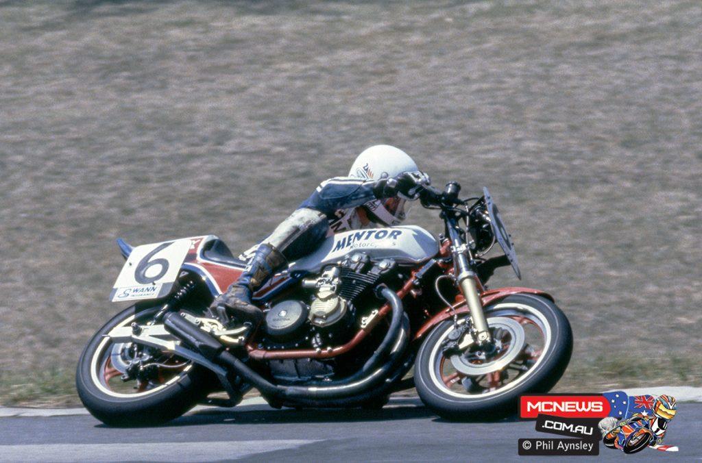 1980 Swann Series - Oran Park - Wayne Gardner
