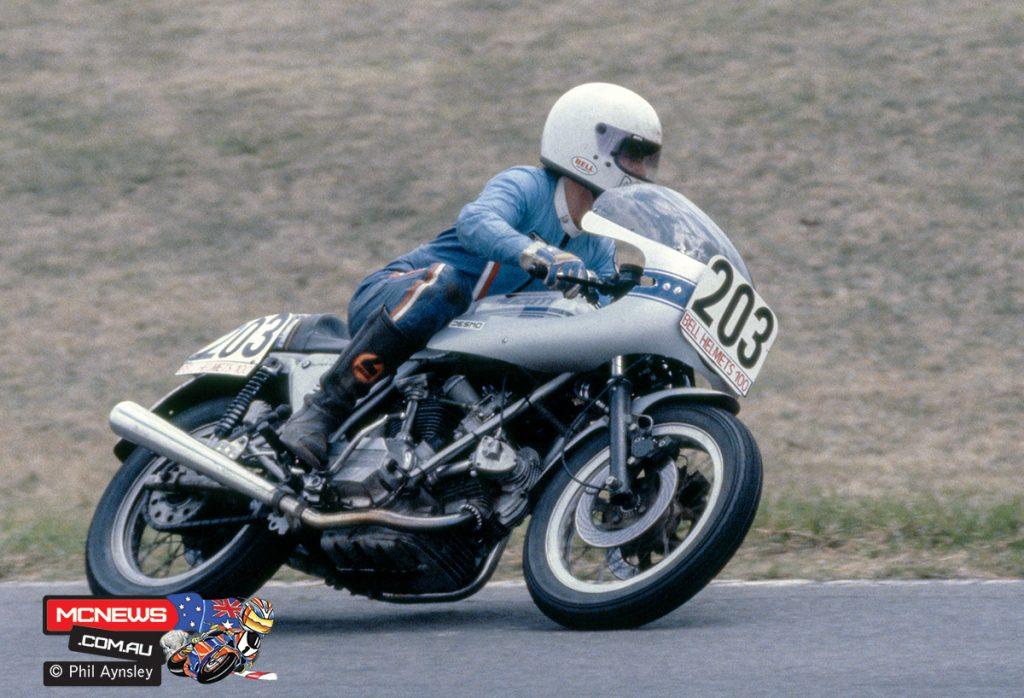 1980 Swann Series - Oran Park - Hugh Farquhar