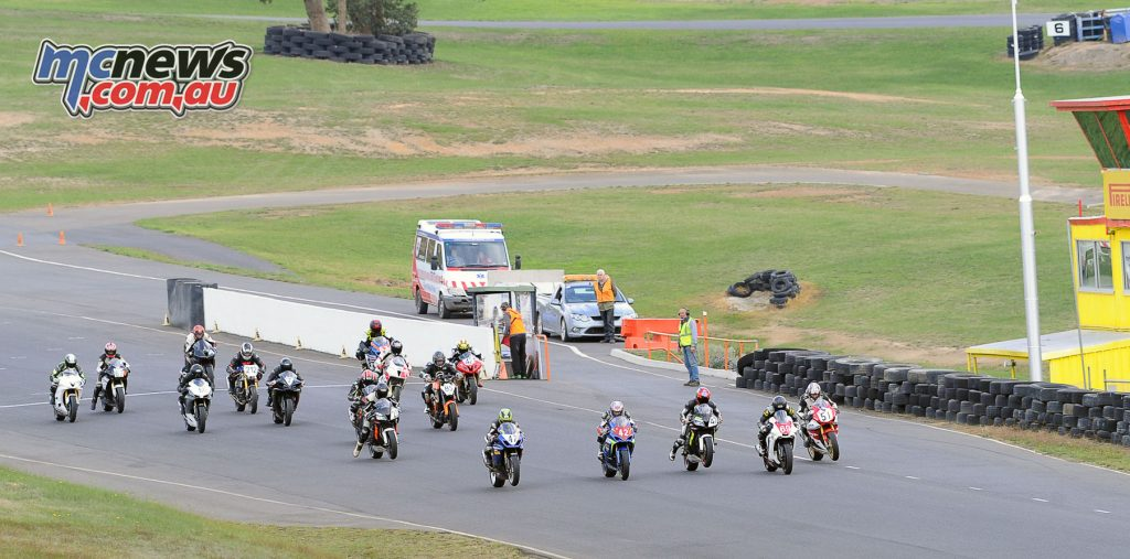Advanced Group Start at Preston Bracket Racing