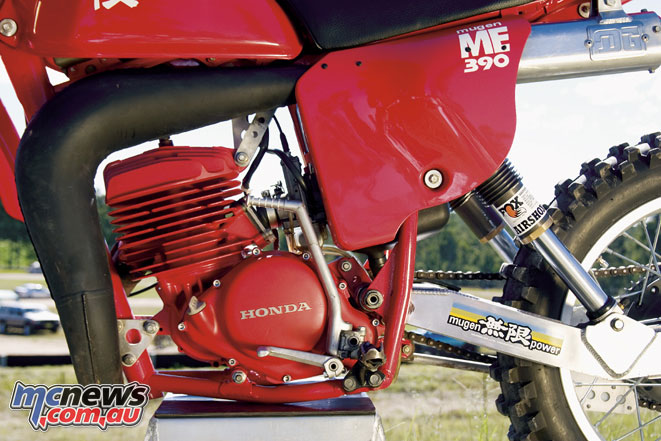 Mark Pace 1979 Mugen 390