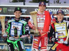 Latvian SGP - Podium