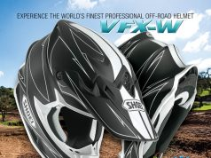 Shoei VFX-W Helmet promotion until June 30, 2017