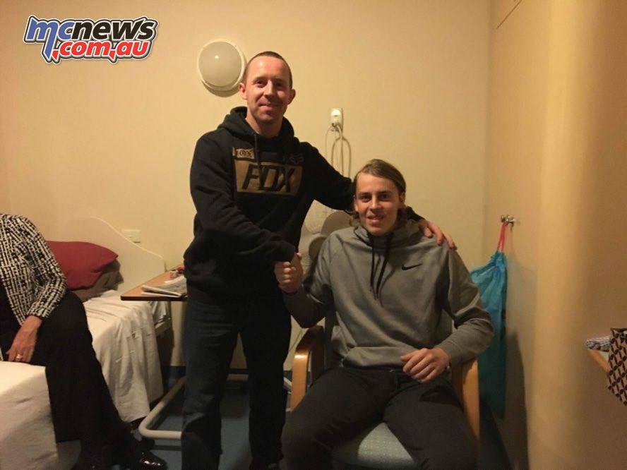 Brendan Schmidt and Brendan Wilson