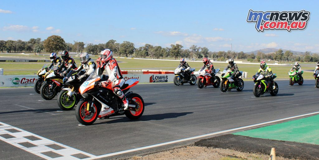 VRRC 2017 - Round Two - Winton - Supersport - Image by Cameron White