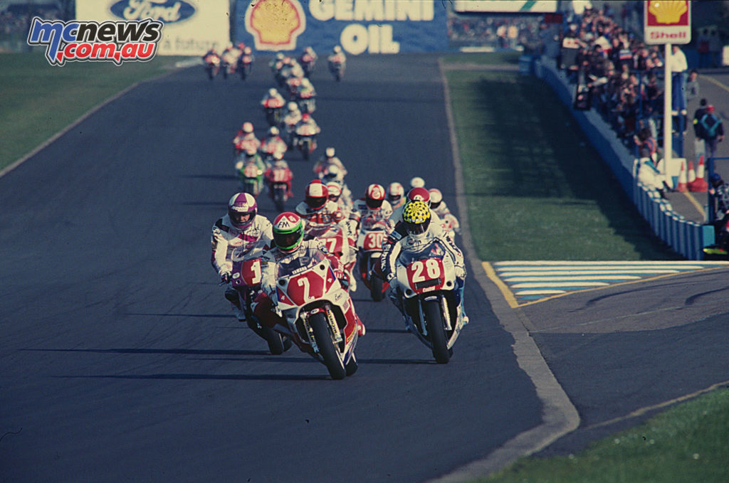 The first decade of World Superbike - 1988-1997