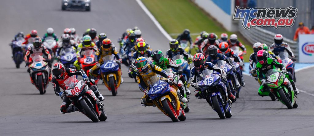 World Supersport 300 - Donington - 2017