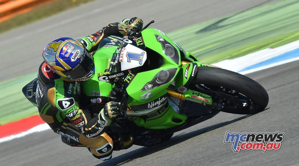Kenan Sofuoglu took his first championship points in Assen