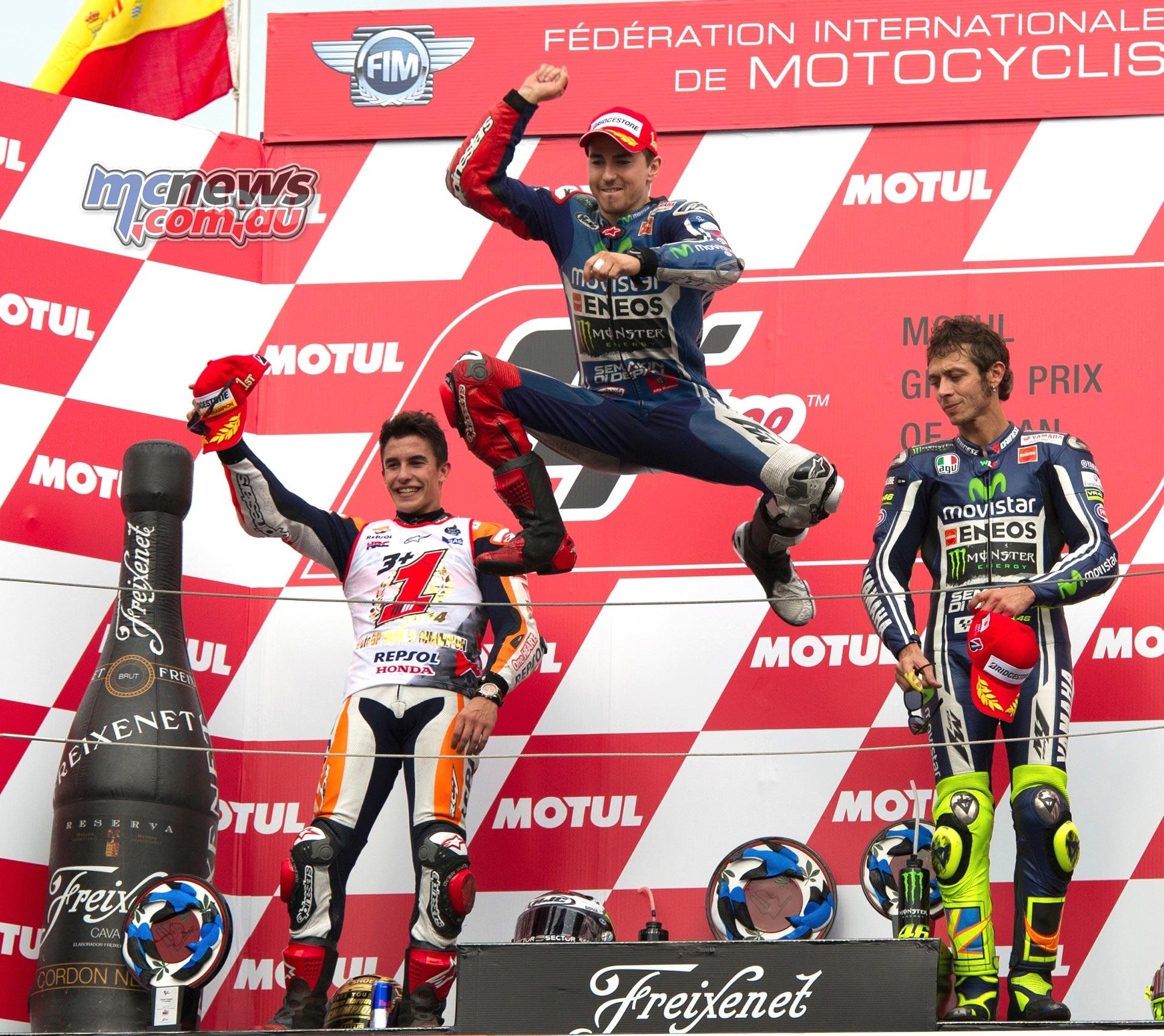 Motegi MotoGP 2014