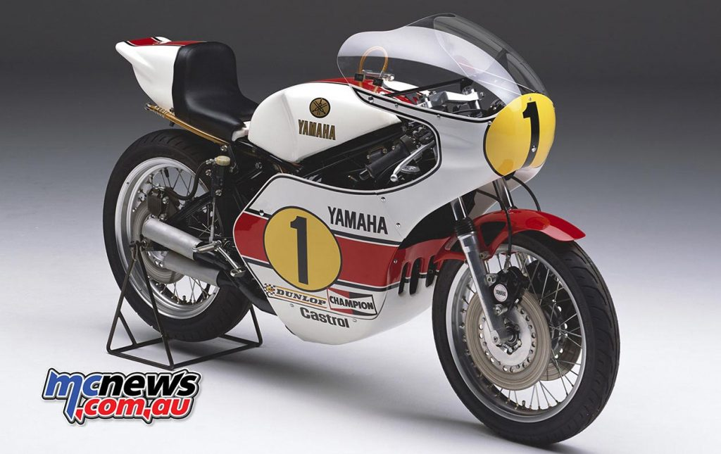 The Yamaha YZR500 OW23 of 1974-5