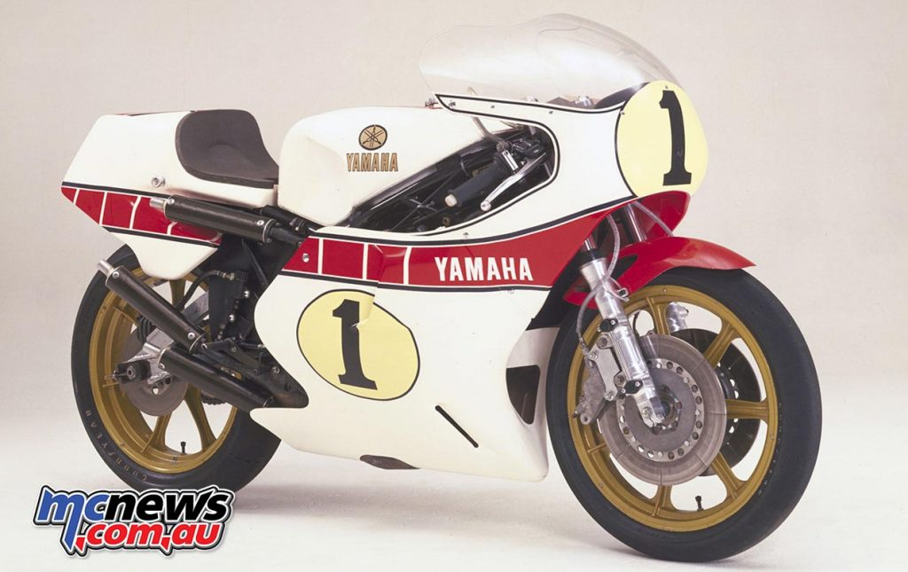 The 1979 Yamaha YZR500 OW48