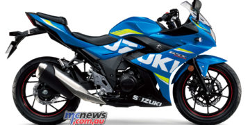 2017 Suzuki GSX250R - $6,790 On-Road