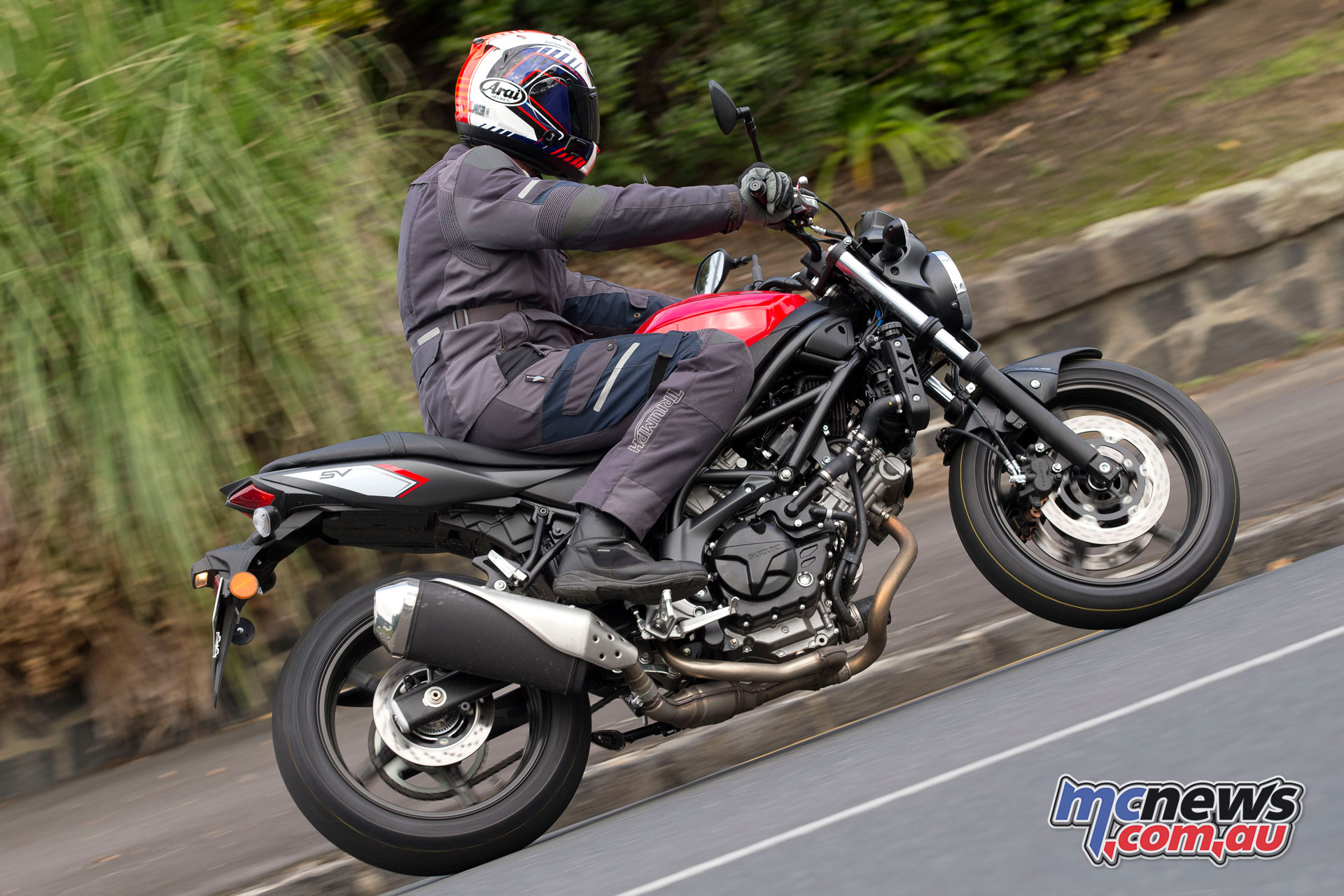 2017 Suzuki SV650 Naked, Entry-Level Motorcycle Review