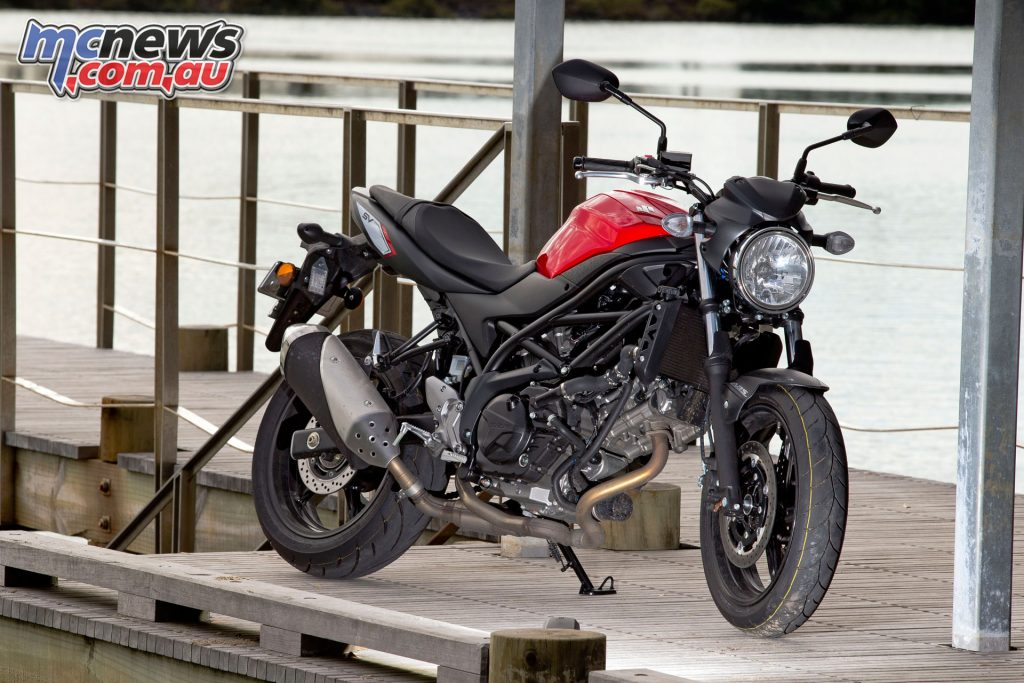 Suzuki's SV650 replaces the outgoing Gladius and is a significantly updated model