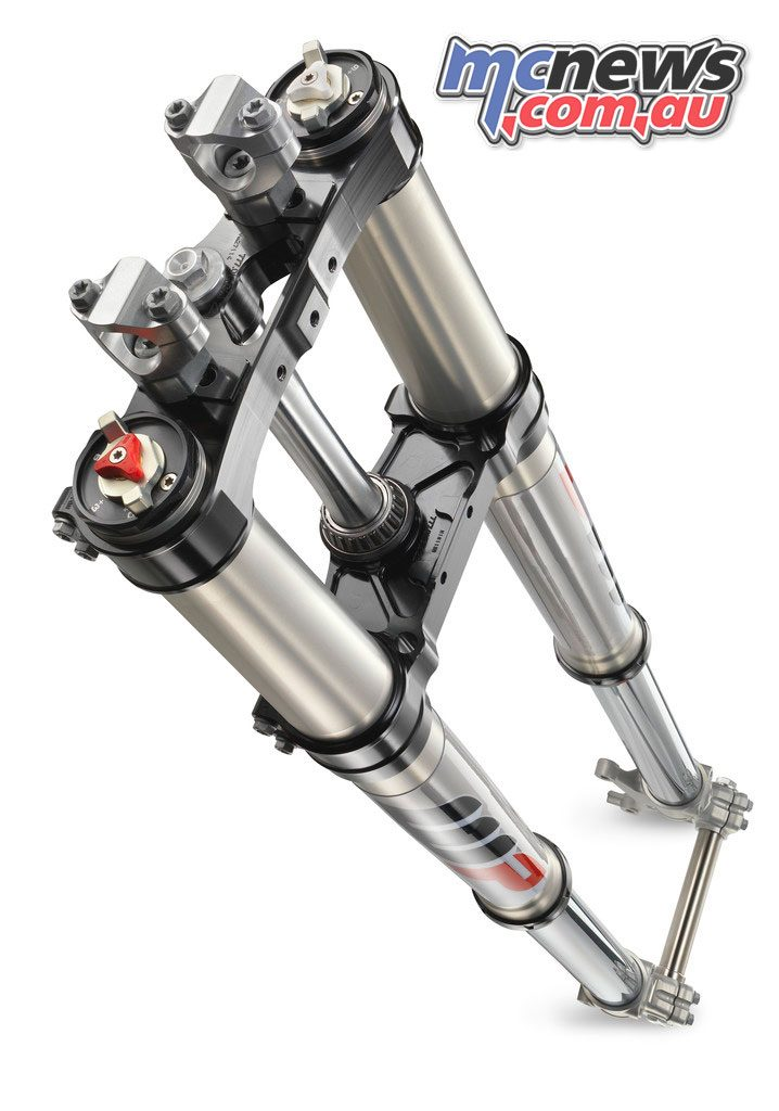 WP Performance System Xplor 48 Front Forks designed specifically for Enduro