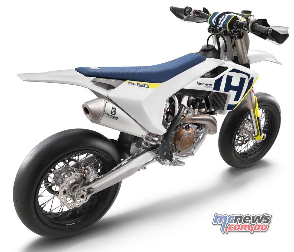 2018 Husqvarna FS 450 Supermoto
