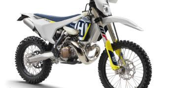 The new for 2018 Husqvarna TE 300i