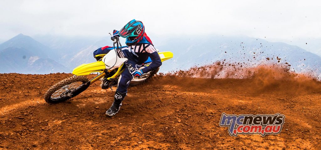 As any racer will tell you, a good start is essential and the RM-Z450 delivers in that regard