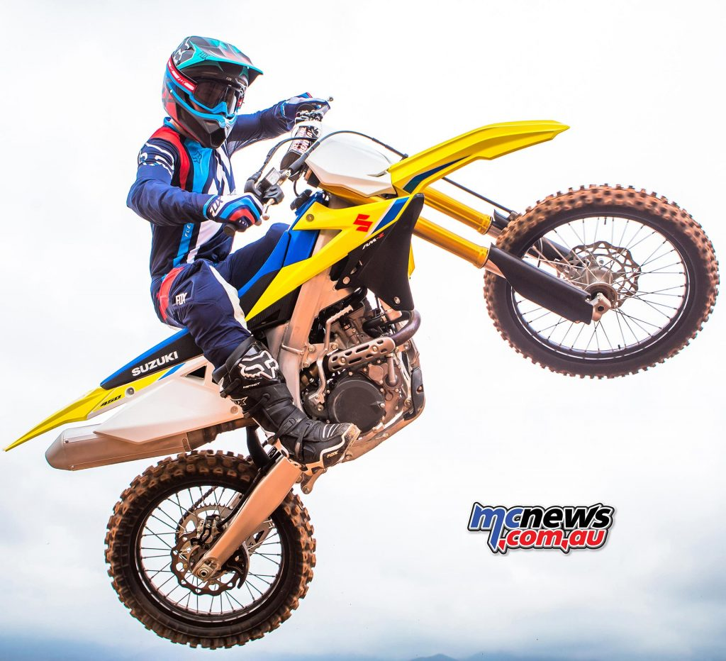 A huge host of changes to the 2018 RM-Z450 promise a significantly improved machine