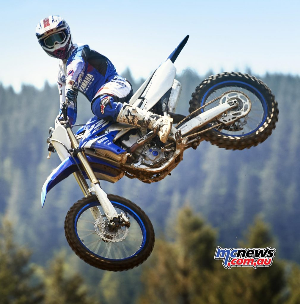 The 2018 Yamaha YZ450F will be arriving in August with more information to be available closer to the date