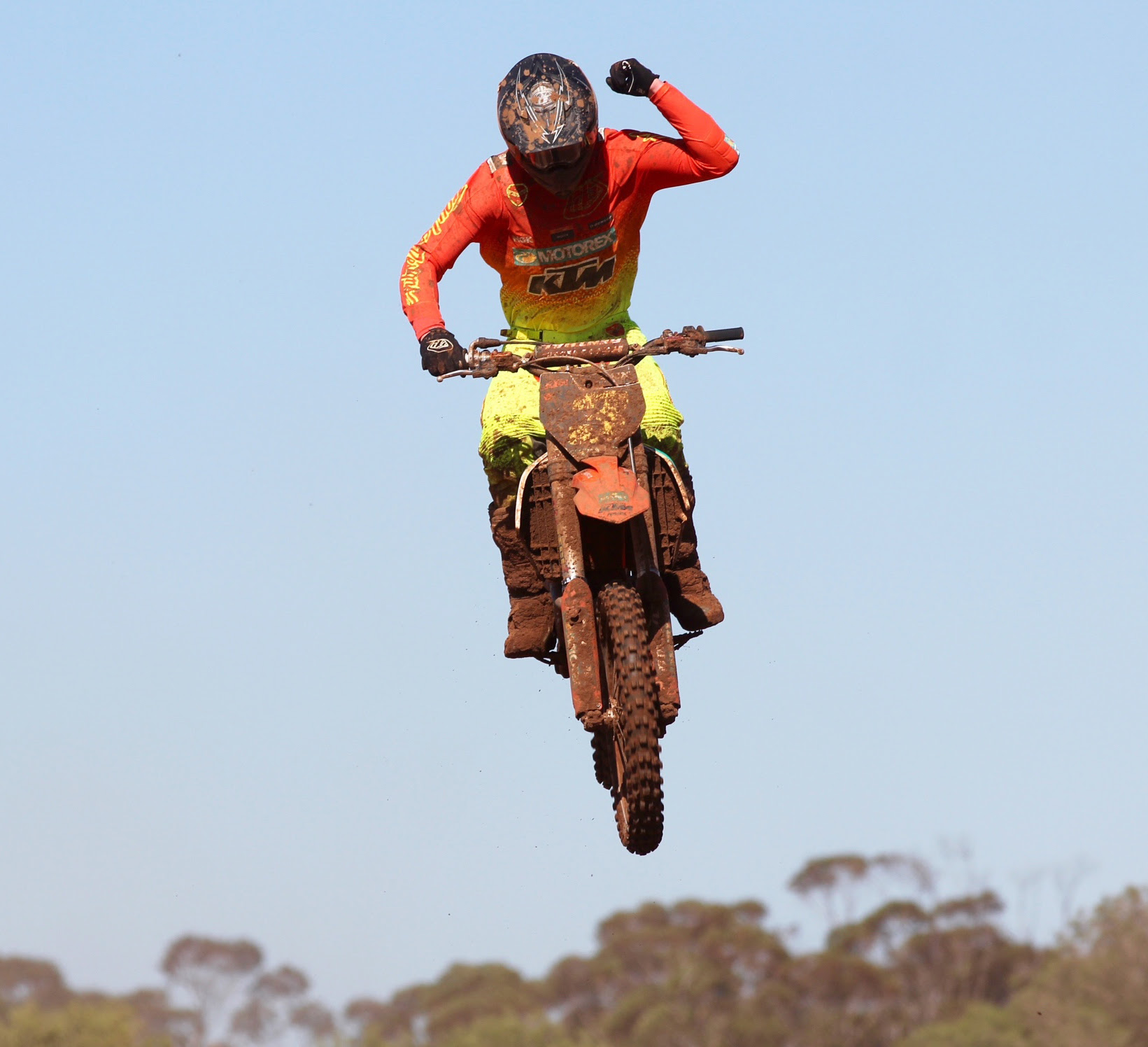 This year's 2017 KTM AJMXC, taking place at the Horsham Motorcycle Club in Victoria (September 30 - October 6)