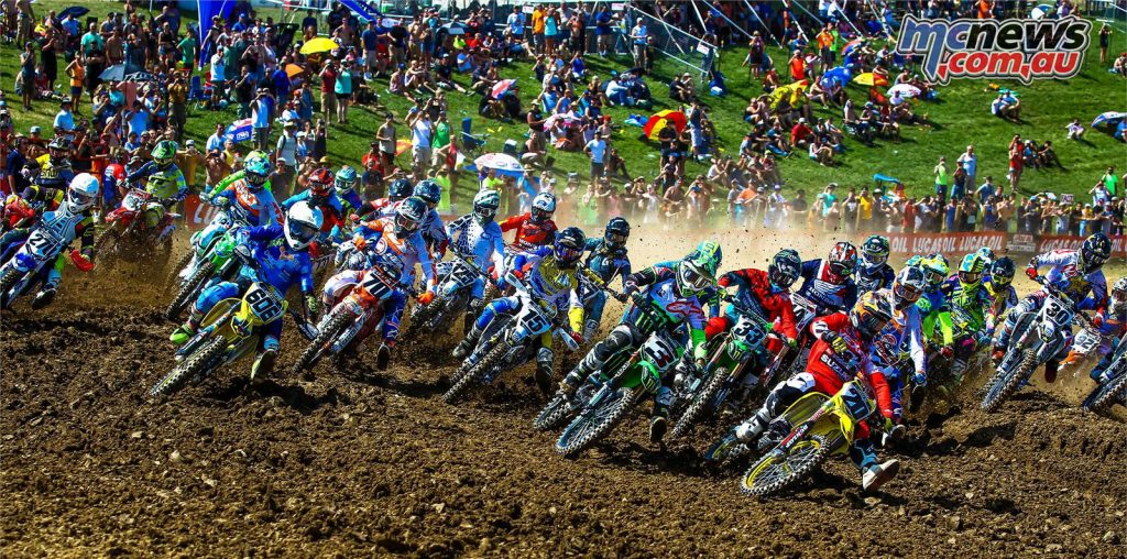 AMA Pro MX Nationals at High Point