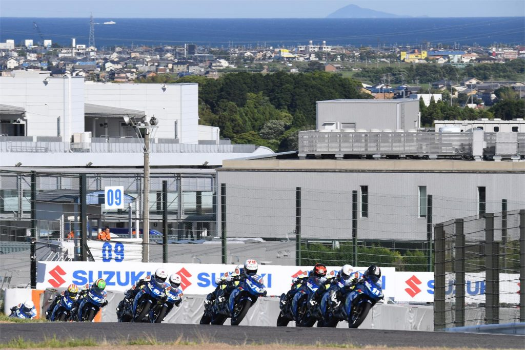 Suzuki Asian Challenge Race 1