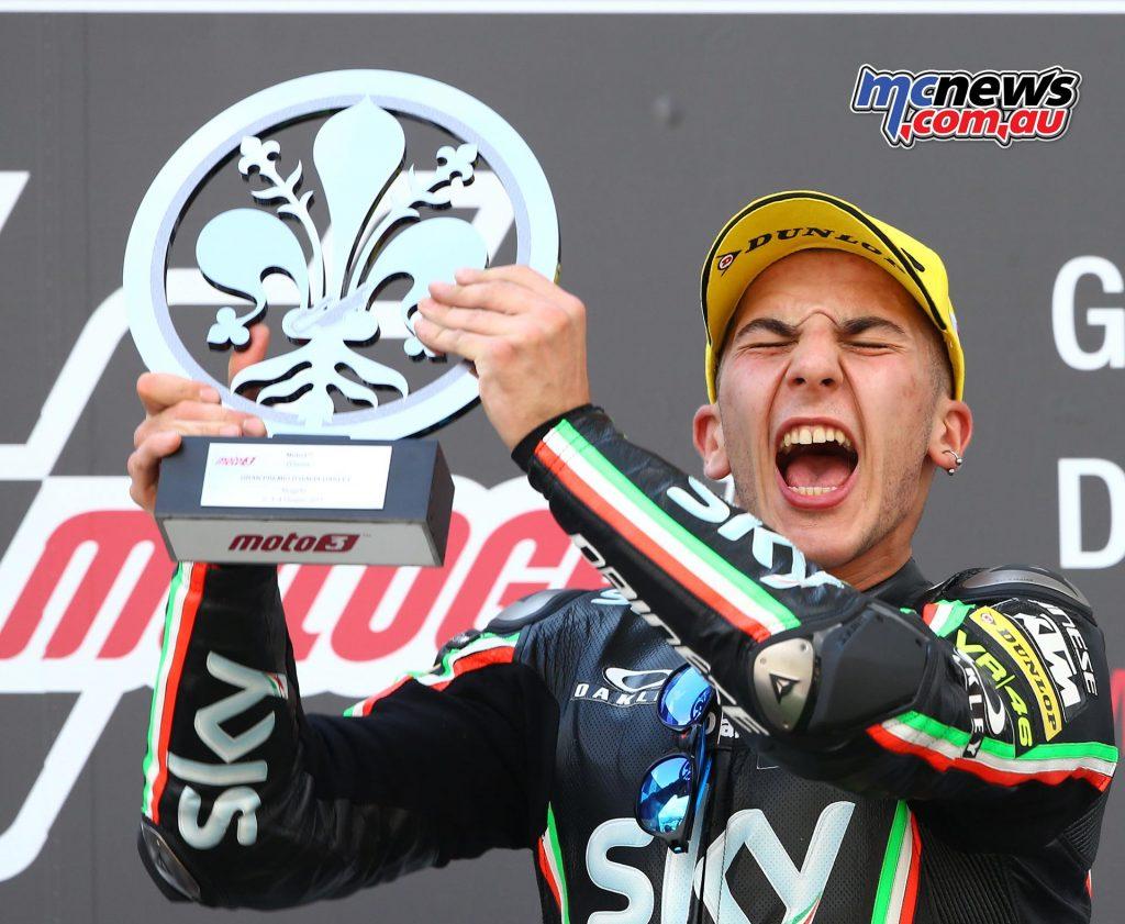 Andrea Migno (ITA - KTM)
