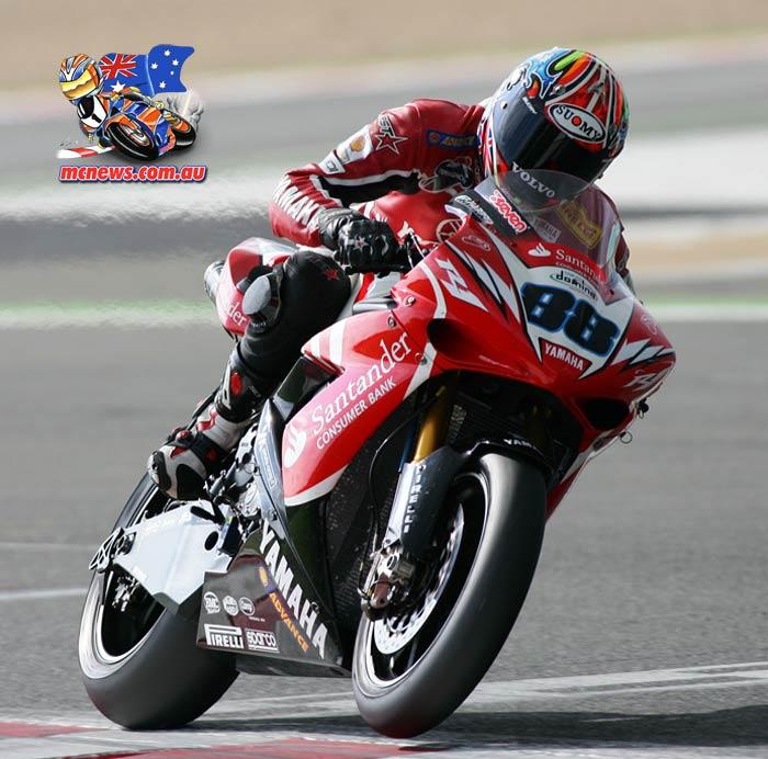 Andrew Pitt won at Misano in 2006