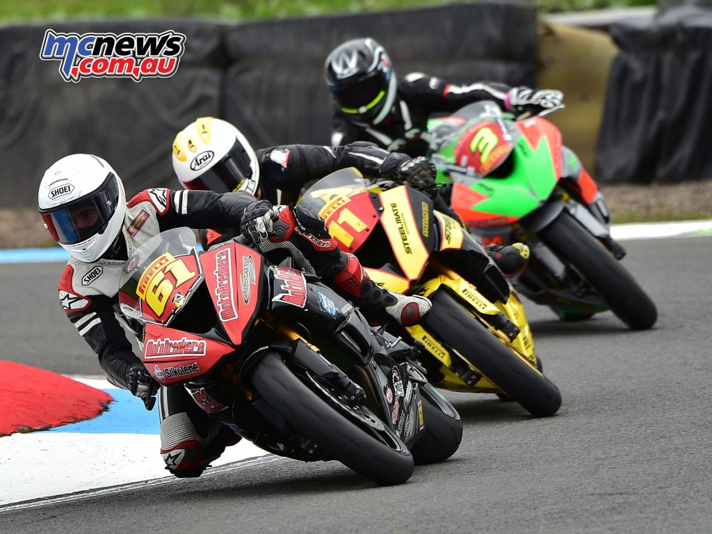 Arthur Sissis at Knockhill - Image by Jon Jessop